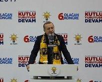 Erdoğan: 2019 yaklaştıkça operasyonlar da artacak!
