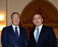 Türkiye ile Rusya arasında kritik görüşme