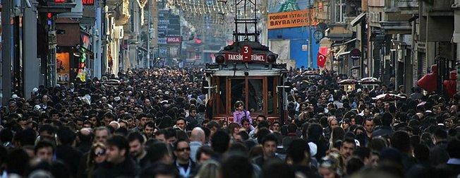 Türkiye'nin nüfus haritası çıkarıldı! İşte son 10 yılda en çok kullanılan isimler