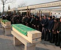 Konya'da yangın faciası! 4 çocuk hayatını kaybetti...