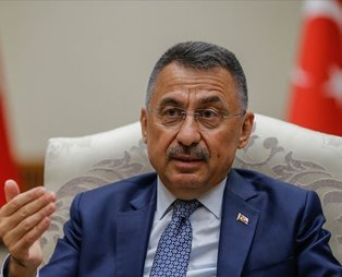 Cumhurbaşkanı Yardımcısı Fuat Oktay'dan Yunan'a mesaj: İki devletli çözümden başka Kıbrıs'ta çıkış yolu yoktur
