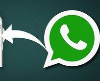 WhatsAppta eski mesajları geri yükleme yöntemi