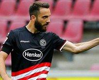 Kenan Karaman'ın golü Düsseldorf'a yetmedi!