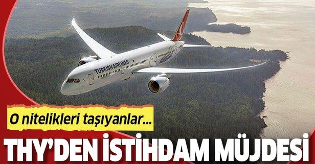 bee565cc3 Türk Hava Yolları filosuna ilk kez katılacak Boeing 787-9 Dreamliner  uçakları için pilot arıyor - Takvim - 29 Temmuz 2019