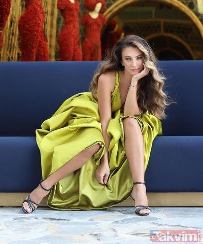 EDHO'nun güzeller güzeli Ömür Façalı'sı Ceren Benderlioğlu spor salonunda şov yaptı! Sosyal medya yıkıldı fit hali dikkat çekti