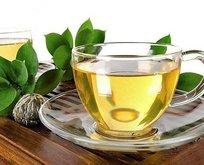 Ömürsün yeşil çay
