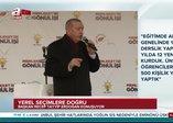 Başkan Erdoğan: Ankara'yı yeni metro hatları ile örüyoruz