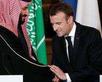 Suudi Arabistan'dan İslam'ı hedef alan Fransa'ya destek!