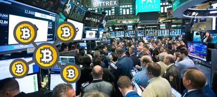 Bitcoin borsasında herkes parasının peşine düştü