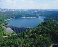 Barajlardaki doluluk oranı değişti