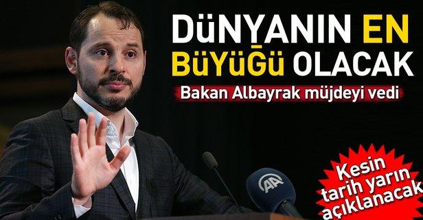 Albayrak açıkladı Türkiyenin ilk deniz üstü rüzgar santrali 13