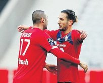 Burak asist yaptı Yusuf gol attı Lille kazandı