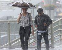 İstanbullular dikkat! Meteoroloji saat verdi...