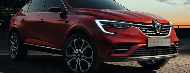 Renault Arkana Moskovada tanıtıldı! Renaultun SUV modeline verdiği Arkana ne demek?