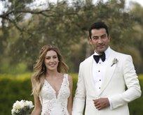 Sinem Kobal ile eşi Kenan İmirzalıoğlu'nu daha önce hiç böyle görmediniz: İyi ki doğdun sevgilim!