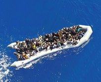 Boğulmak üzere olan 132 kişiyi Türk gemisi kurtardı