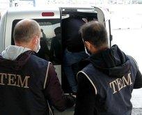 DEAŞ'a ağır darbe: 16 yabancıya gözaltında