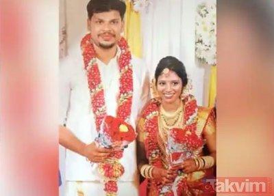Ayrılmak istediği eşinin üzerine kobra yılanı attı! Hindistan'da talihsiz kadının feci ölümü
