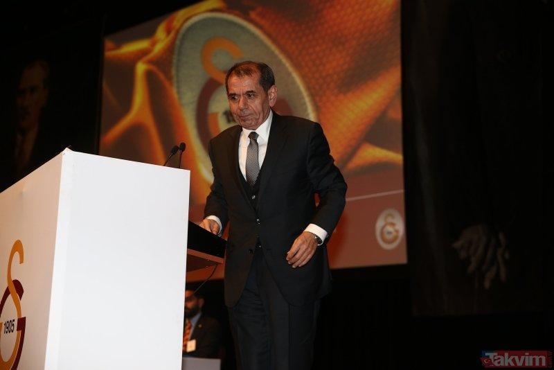 Eski başkan Dursun Özbek'ten Galatasaray'a haciz şoku!