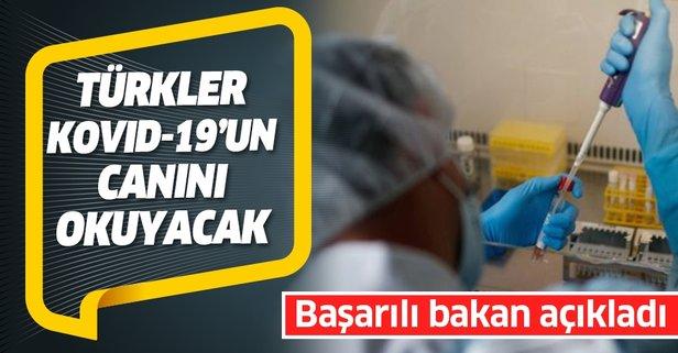 Türk bilim insanları geliştirdi
