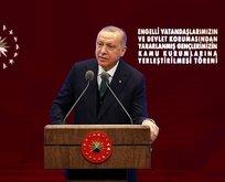 Başkan Erdoğan, uzlaşma talebini o şartla kabul etti!