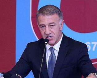 Trabzonspor Başkanı Ahmet Ağaoğlu konuştu