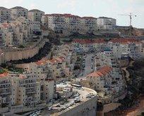 İsrail'den skandal karar! Yasa dışı konutlara onay verdiler