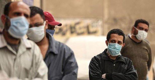 Mısır'da Kovid-19 kaynaklı ölümler artıyor