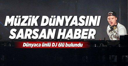 DJ Avicii öldü bulundu! DJ Avicii kimdir? DJ Avicii neden öldü?