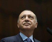 Cumhurbaşkanı Erdoğan'dan TM Akhisarspor'a tebrik