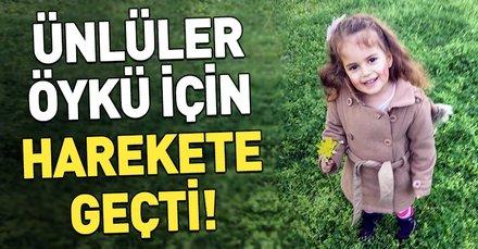 Türkiye Öykü Arin için kan merkezlerine akın ediyor