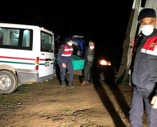 Manisa'da 4 genç başlarından vurulmuş halde bulundu