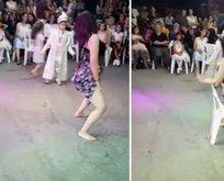 Dansöz skandalında şok ifadeler!