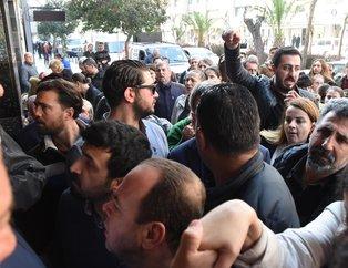CHP'de Buca krizi! İzmir İl Başkanlığı karıştı, televizyonu yumrukladılar