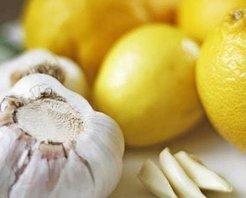 Hipertansiyona limon suyu sarımsak