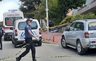Ankara'da sokak ortasında kan donduran olay
