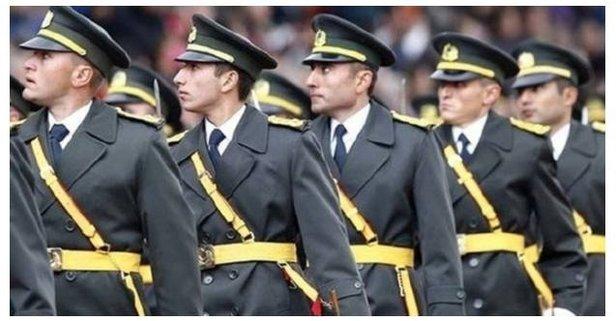 MSB personel temin: Kara, Deniz, Hava Kuvvetleri komutanlıklarına subay alımı...