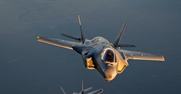 ABD'den F-35 açıklaması: Çuvalladık