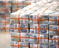 Bütçe 8.5 milyar lira fazla verdi