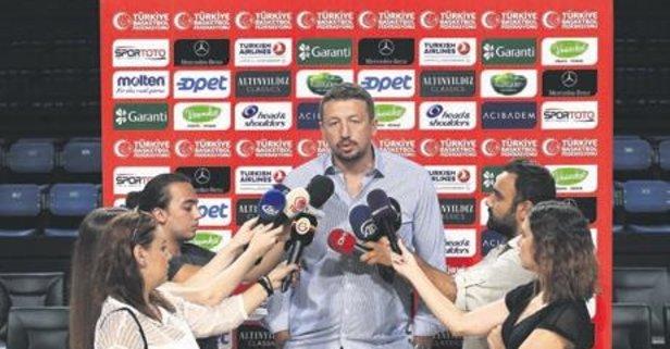 Türkoğlu: İki maçı alırsak önümüz açık