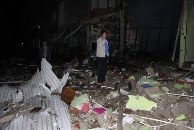 Hakkari'de bomba yüklü araçla saldırı