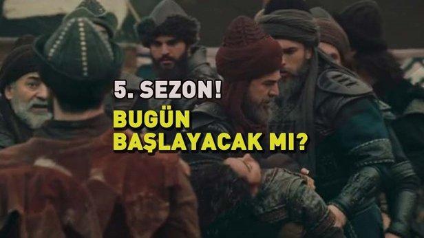 Diriliş Ertuğrul bugün var mı? TRT 1 yayın akışı 24 Ekim