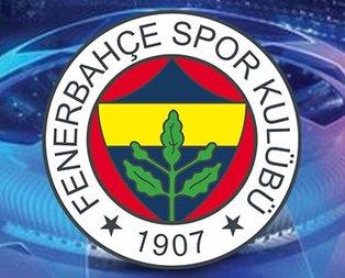 Fenerbahçe'den Şampiyonlar Ligi hamlesi