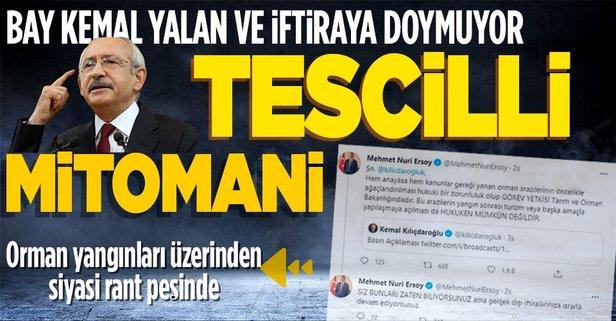 Yine Kılıçdaroğlu, yine yalan