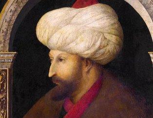 Fatih Sultan Mehmed'in gerçek resmi yıllar sonra ortaya çıktı (Osmanlı padişahlarının gerçek halleri)