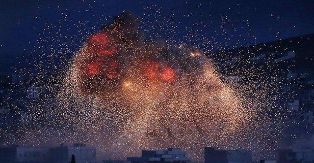 Suudi Arabistan hava üssüne saldırı
