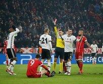 Bayern cezalandırdı