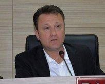 Zimmetçi başkan tutuklandı