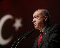 Başkan Erdoğan'dan Asiye Olçok için başsağlığı mesajı