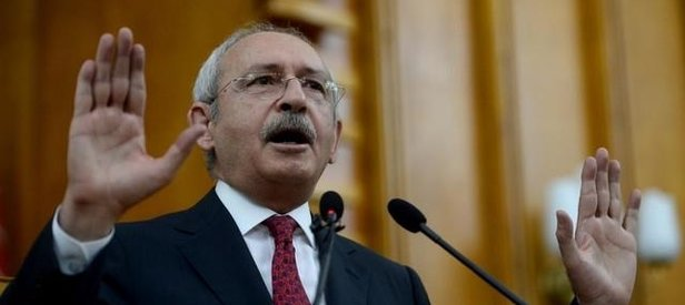 Kılıçdaroğlu şantaja boyun eğdi
